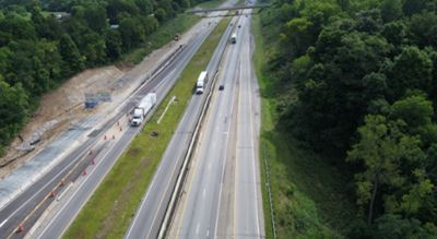 Image of ODOT teaming up with Ohio State Highway Patrol on work zone safety
