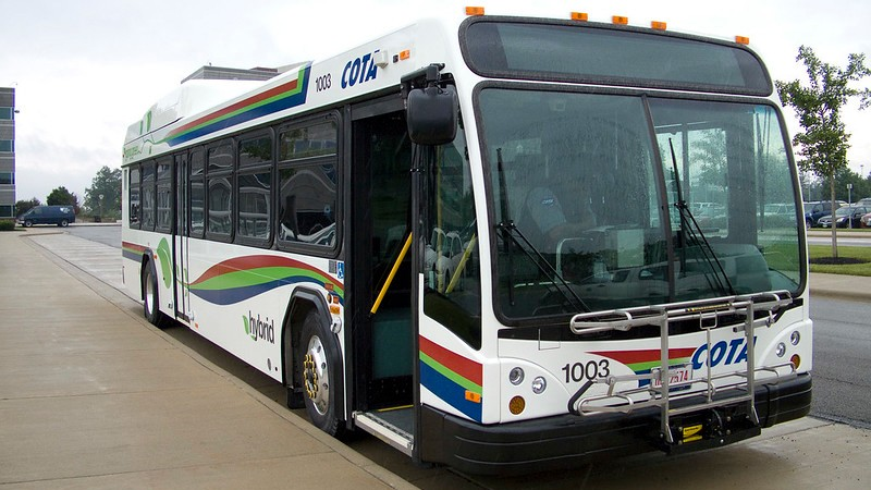 Ohio EPA, ODOT Announce Diesel Emission Reduction Grants for Public Transit