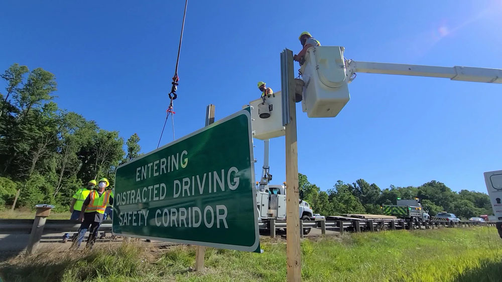 Safety Corridor success in eastern Ohio