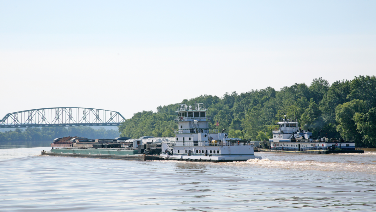 The Economic Impacts of Ohio River Maritime Activity