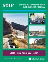 Cover of the 2021-2024 STIP document