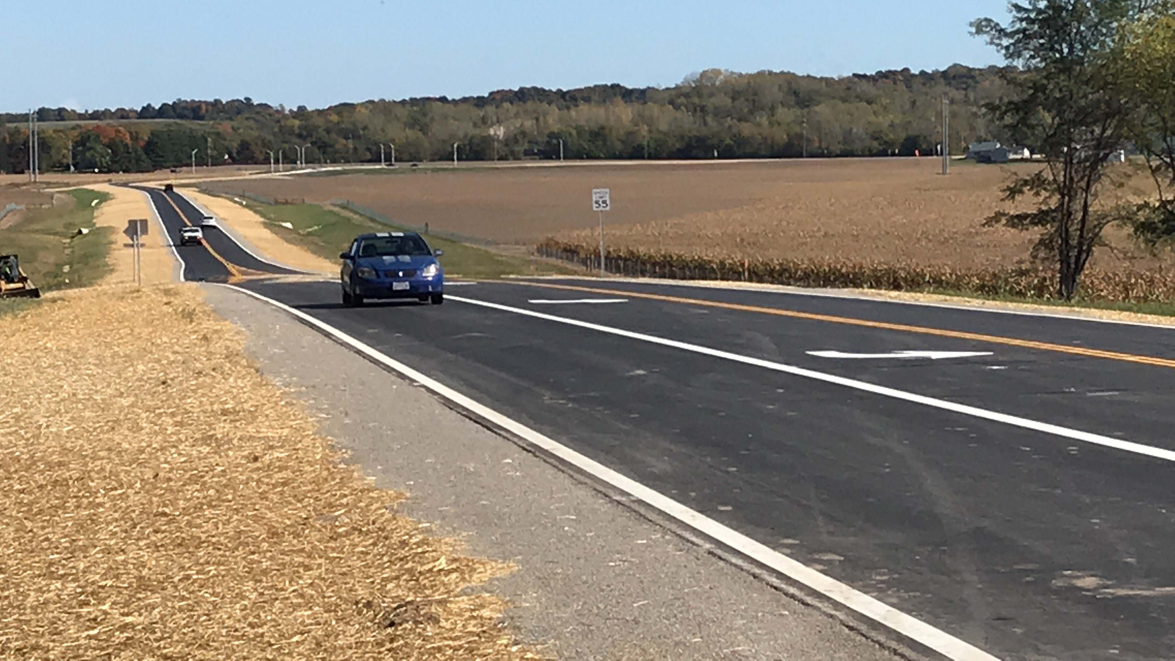 Image of State Route 207 Connector opens in Ross County